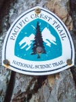 I started at the Snoqualmie Pass PCT trail head.